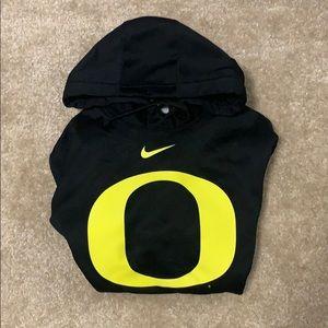 Nike Oregon Ducks sweatshirt therma fit